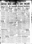 Waterloo Chronicle (Waterloo, On1868), 23 Feb 1940