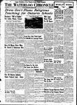 Waterloo Chronicle (Waterloo, On1868), 25 Feb 1944