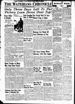 Waterloo Chronicle (Waterloo, On1868), 12 May 1944