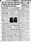 Waterloo Chronicle (Waterloo, On1868), 13 Oct 1944
