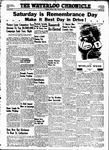 Waterloo Chronicle (Waterloo, On1868), 10 Nov 1944