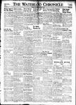 Waterloo Chronicle (Waterloo, On1868), 1 Feb 1946