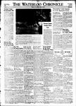 Waterloo Chronicle (Waterloo, On1868), 15 Feb 1946