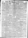 Waterloo Chronicle (Waterloo, On1868), 22 Mar 1946