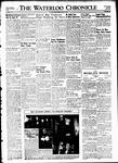 Waterloo Chronicle (Waterloo, On1868), 26 Apr 1946