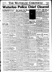 Waterloo Chronicle (Waterloo, On1868), 24 May 1946