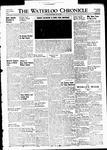 Waterloo Chronicle (Waterloo, On1868), 31 May 1946