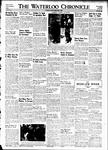 Waterloo Chronicle (Waterloo, On1868), 7 Jun 1946