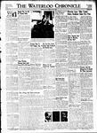 Waterloo Chronicle (Waterloo, On1868), 2 Aug 1946