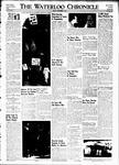 Waterloo Chronicle (Waterloo, On1868), 6 Sep 1946