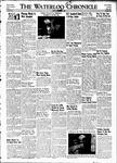 Waterloo Chronicle (Waterloo, On1868), 25 Oct 1946