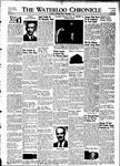 Waterloo Chronicle (Waterloo, On1868), 8 Nov 1946