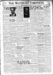 Waterloo Chronicle (Waterloo, On1868), 31 Oct 1947