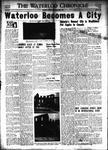 Waterloo Chronicle (Waterloo, On1868), 9 Jan 1948