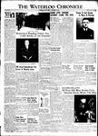Waterloo Chronicle (Waterloo, On1868), 19 Nov 1948