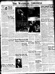 Waterloo Chronicle (Waterloo, On1868), 14 Oct 1949