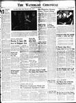 Waterloo Chronicle (Waterloo, On1868), 12 May 1950