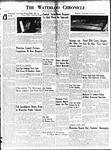 Waterloo Chronicle (Waterloo, On1868), 25 Aug 1950