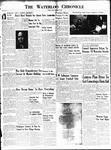 Waterloo Chronicle (Waterloo, On1868), 10 Nov 1950
