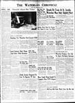 Waterloo Chronicle (Waterloo, On1868), 16 Feb 1951