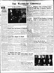 Waterloo Chronicle (Waterloo, On1868), 20 Apr 1951