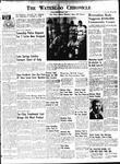 Waterloo Chronicle (Waterloo, On1868), 11 May 1951