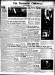 Waterloo Chronicle (Waterloo, On1868), 26 Oct 1951