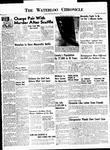 Waterloo Chronicle (Waterloo, On1868), 23 Nov 1951