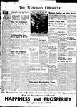 Waterloo Chronicle (Waterloo, On1868), 28 Dec 1951