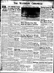 Waterloo Chronicle (Waterloo, On1868), 25 Jan 1952