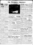Waterloo Chronicle (Waterloo, On1868), 28 Mar 1952