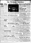 Waterloo Chronicle (Waterloo, On1868), 4 Apr 1952