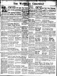 Waterloo Chronicle (Waterloo, On1868), 5 Sep 1952
