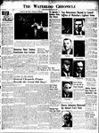 Waterloo Chronicle (Waterloo, On1868), 5 Dec 1952