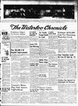 Waterloo Chronicle (Waterloo, On1868), 7 May 1954
