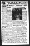 Waterloo Chronicle (Waterloo, On1868), 14 Jun 1956