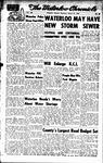Waterloo Chronicle (Waterloo, On1868), 27 Mar 1958