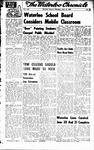 Waterloo Chronicle (Waterloo, On1868), 19 Jun 1958