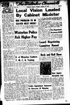 Waterloo Chronicle (Waterloo, On1868), 21 Jan 1960