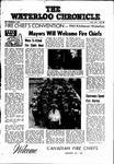 Waterloo Chronicle (Waterloo, On1868), 17 Aug 1961