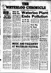Waterloo Chronicle (Waterloo, On1868), 14 Sep 1961