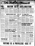 Waterloo Chronicle (Waterloo, On1868), 30 Nov 1961