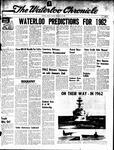 Waterloo Chronicle (Waterloo, On1868), 28 Dec 1961