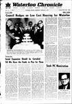 Waterloo Chronicle (Waterloo, On1868), 8 Feb 1967