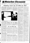 Waterloo Chronicle (Waterloo, On1868), 8 Mar 1967
