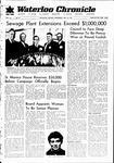 Waterloo Chronicle (Waterloo, On1868), 10 May 1967