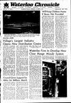 Waterloo Chronicle (Waterloo, On1868), 4 Oct 1967