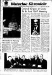 Waterloo Chronicle (Waterloo, On1868), 20 Dec 1967