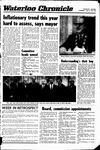 Waterloo Chronicle (Waterloo, On1868), 8 Jan 1970