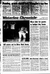 Waterloo Chronicle (Waterloo, On1868), 9 Apr 1970